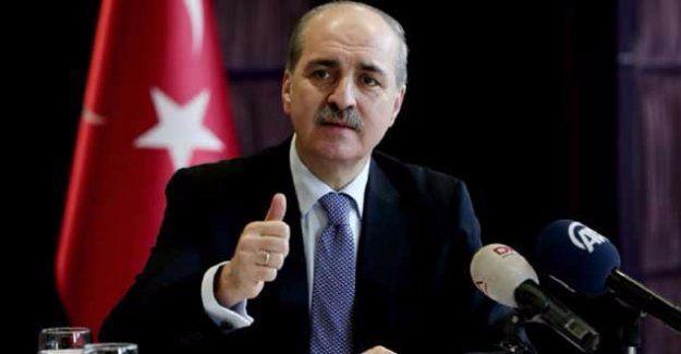 Kurtulmuş: Fırat Kalkanı'ndan Şam yönetimi de dahil ilgili taraflar haberdardı