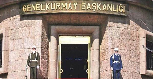 """""""Darbeci askerler Kandil'e kaçtı"""" iddiasına TSK'den yalanlama"""