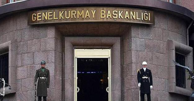 Genelkurmay Başkanlığı Adli Müşaviri'nin yerine atanan generale 'FETÖ' gözaltısı
