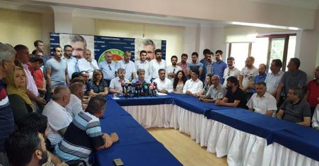 Hak ve Meslek Örgütleri'nden Belediyelere 'Kayyum' yasasına tepki