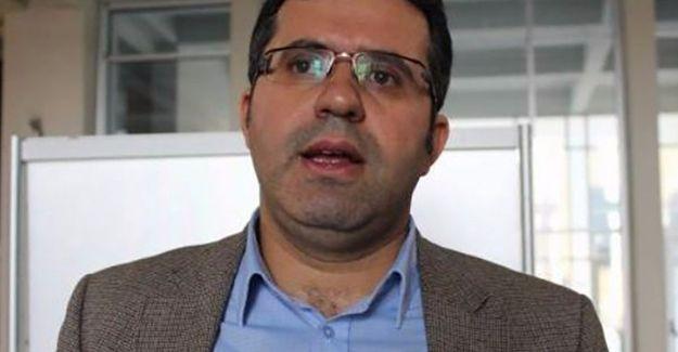 Hakim Muzaffer Şakar gözaltında