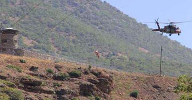 Hakkari'de askeri üsse saldırı: 3 asker yaralı