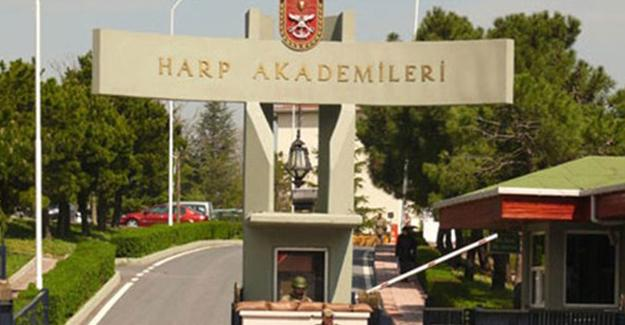 Harp Akademileri'de 40 öğrenci ve subay tutuklandı