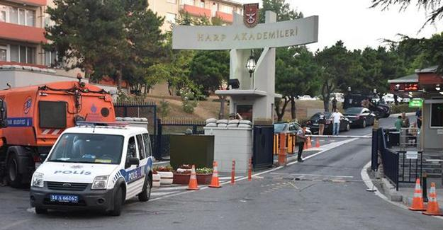 Harp Akademileri'nde 29 kişiye gözaltı kararı