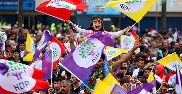 HDP heyetinden CHP Meclis grubuna ziyaret