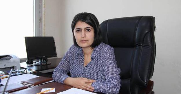 İdil Belediye Eş Başkanı Nevin Girasun gözaltına alındı