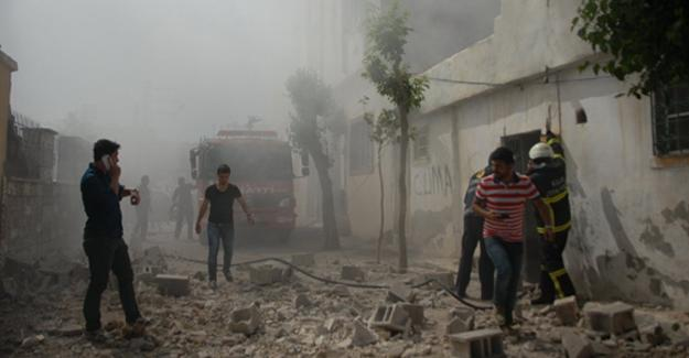 IŞİD bir kez daha Kilis'e havan mermisi attı