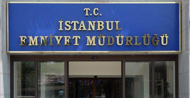 İstanbul Emniyeti'nde 95 personel görevden uzaklaştırıldı