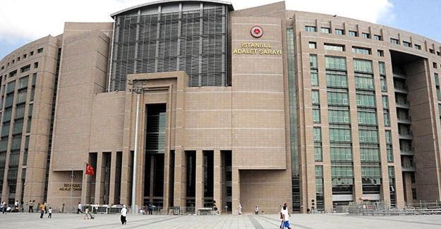 İstanbul Adalet Sarayı'na operasyon: 106 personel gözaltına alındı