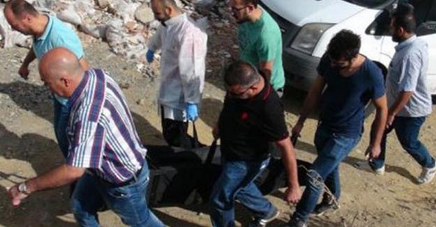 İstanbul'da kelepçelenerek vurulmuş bir cenaze bulundu