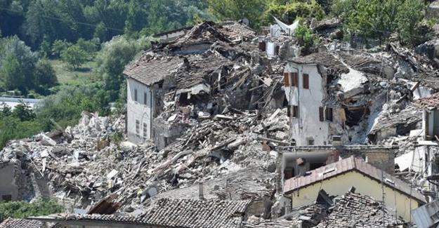 İtalya'daki depremde hayatını kaybedenlerin sayısı 278'e yükseldi