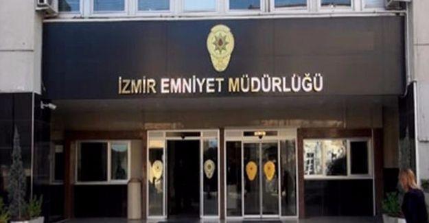 İzmir'de 51 polis gözaltına alındı