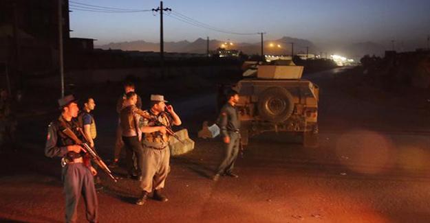 Kabil'de yabancıların kaldığı otele saldırı