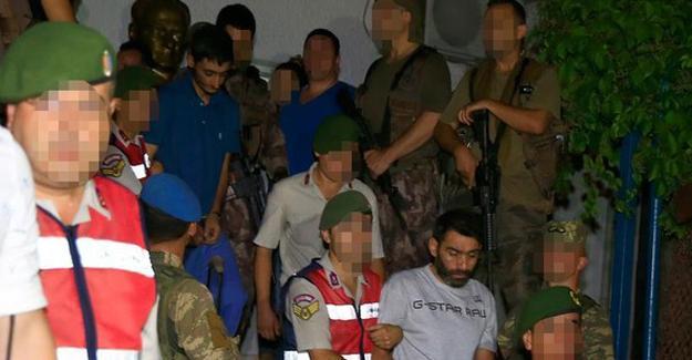 Kaçak darbeci askerler Muğla'da yakalandı