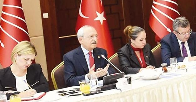 Antep'teki katliam sonrası CHP MYK'sı olağanüstü toplanıyor