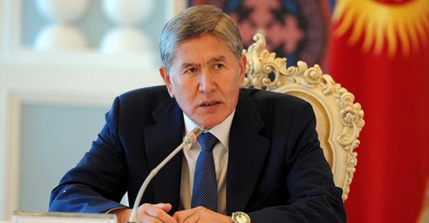 Kırgızistan Cumhurbaşkanı'ndan Türkiye'ye 'darbe' yanıtı
