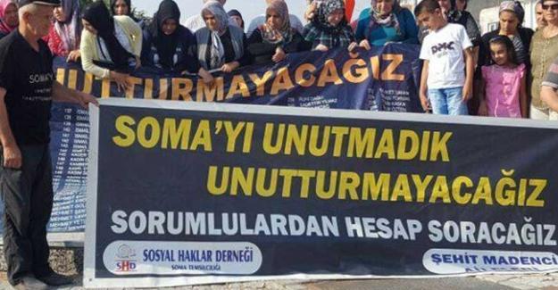Madenci aileleri: Soma katliamı ne fıtrattır ne de sabotaj