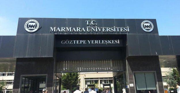 Marmara Üniversitesi'nde 88 kişi görevden uzaklaştırıldı