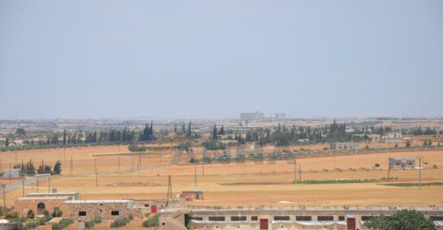 Minbic kent merkezi IŞİD işgalinden kurtarıldı