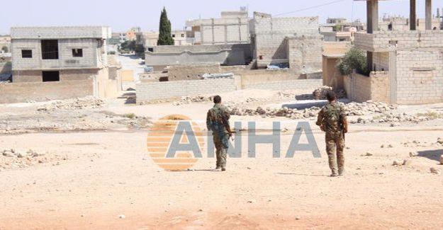 Minbic'in yüzde 90'ı IŞİD'den kurtarıldı