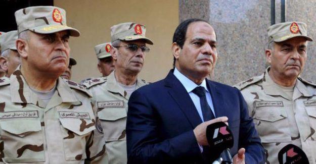 Mısır: Sina'daki IŞİD liderini öldürdük
