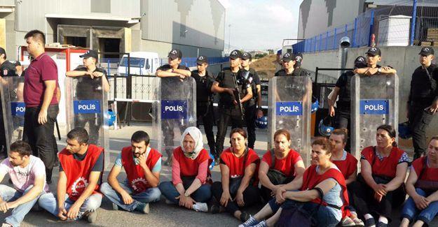 OHAL'de bir ilk: Tedi direnişi İstanbul Valiliği tarafından yasaklandı