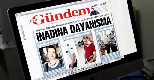 Özgür Gündem'e polis baskını: Gazeteciler gözaltına alındı