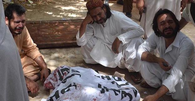 Pakistan'da hastaneye saldırı: En az 70 kişi hayatını kaybetti