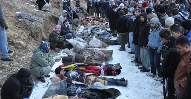 Roboski Katliamı Ferhat Encü tarafından AİHM'e taşındı