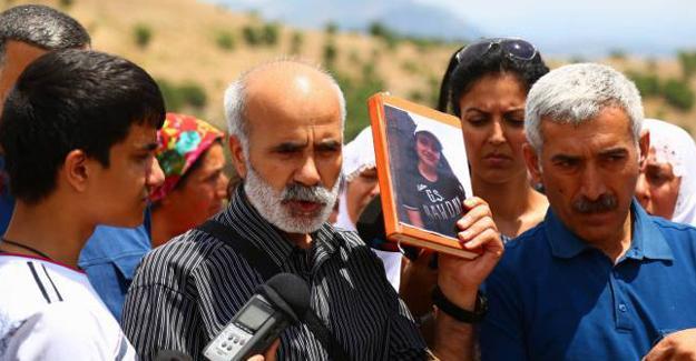 Rozerin'in babası Mustafa Çukur'a 'örgüt propagandası' soruşturması