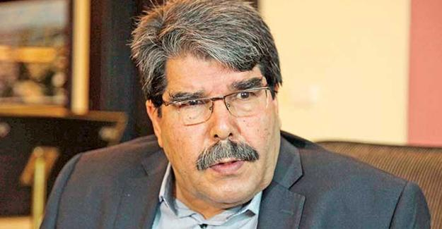 Salih Müslim: Bazı bölgelerde YPG çekilmek istese de ABD istemez
