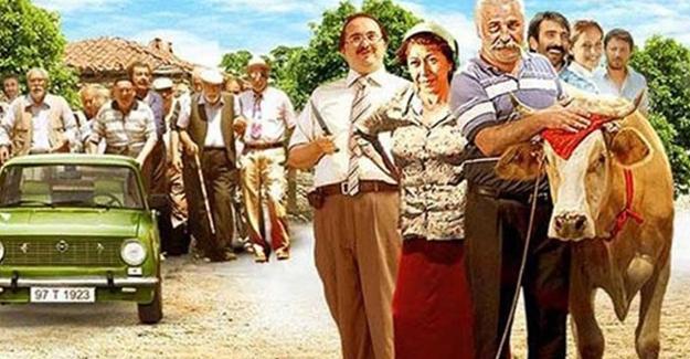 'Sürgün İnek' film yapımcısı 'FETÖ'den tutuklandı
