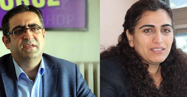 Tuncel ve Baluken'den Torba Yasa'ya tepkiler