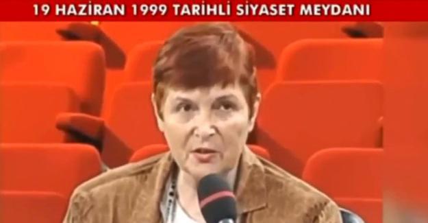 Türkan Saylan, 17 yıl önce Fethullah Gülen konusunda Türkiye'yi uyarmış