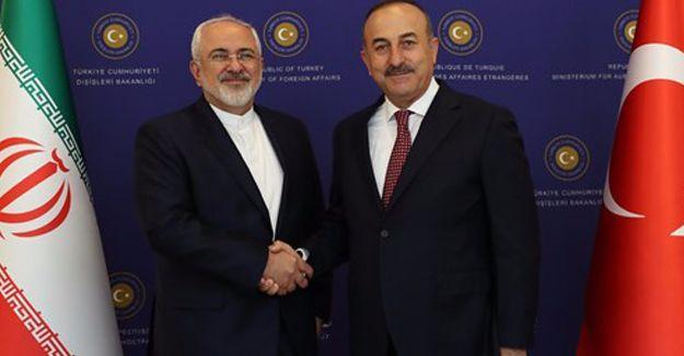 Türkiye ve İran Dışişleri Bakanları'ndan ortak açıklama