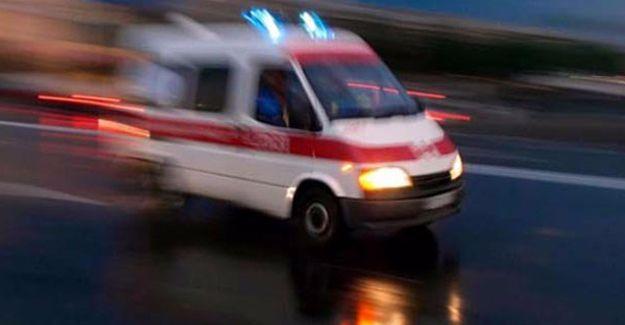 Uludere'de patlama: 1 kişi hayatını kaybetti