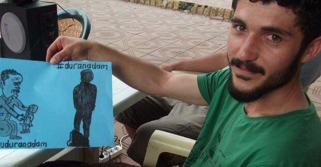 Urfa'da gözaltında işkencede olan gençler için imza kampanyası
