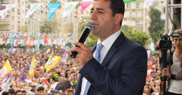 Urfa'da Demirtaş'ın katılacağı mitinge yasak