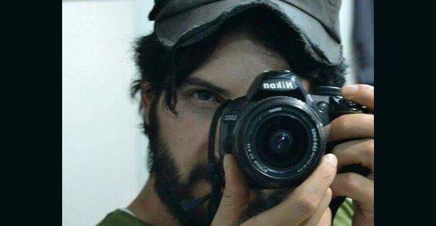 Van TV muhabiri Kaya gözaltına alındı