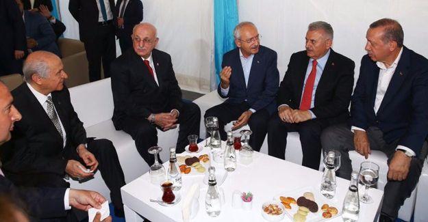 Yenikapı sonucu: Erdoğan 4 - Kılıçdaroğlu 0