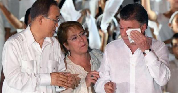 10 soruda: Kolombiya barış süreci