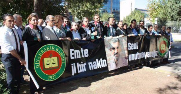 """""""15 Temmuz'dan beri Tahir Elçi dosyasının savcısı yok"""""""
