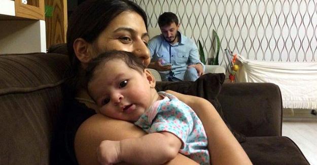 2 aylık bebek annesi öğretmen Gülizar Doğan serbest bırakıldı