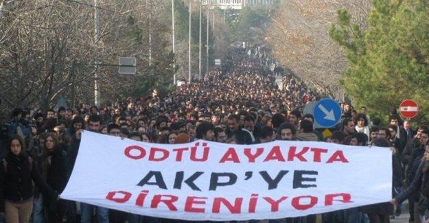 45 ODTÜ öğrencisine 10'ar ay hapis cezası