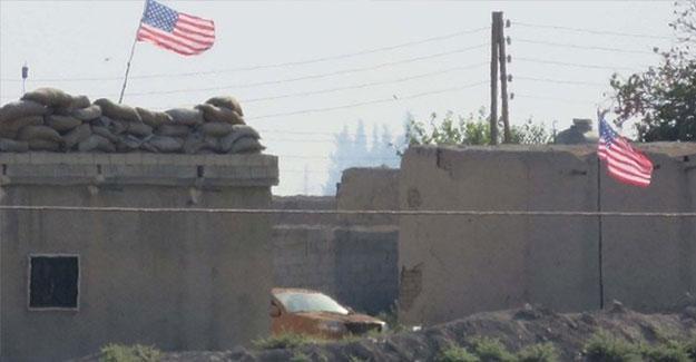 ABD: Bayrağı biz çektik, Türkiye tarafından askerlerimize ateş açıldı