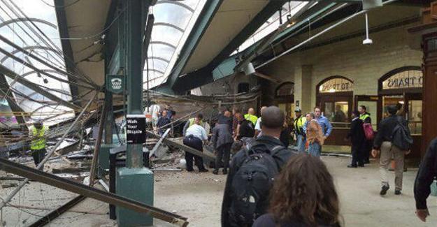 ABD'de tren kazası: En az 100 yaralı