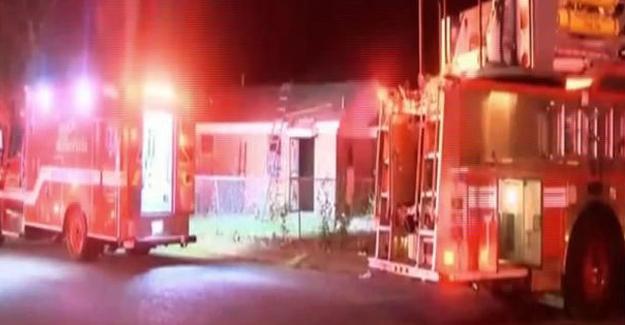 ABD'de yangın: 6'sı çocuk, 9 ölü