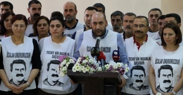 Açlık grevindekiler: Öcalan'dan haber alıncaya kadar eylemimiz sürecek