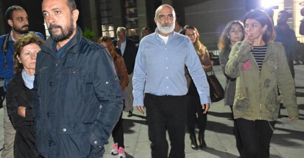 Ahmet Altan tekrar gözaltına alındı