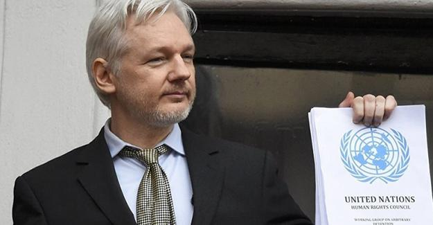 Assange'dan Obama'ya: Manning'i bırak, beni al